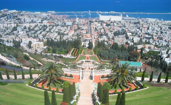 המושבה הגרמנית, חיפה